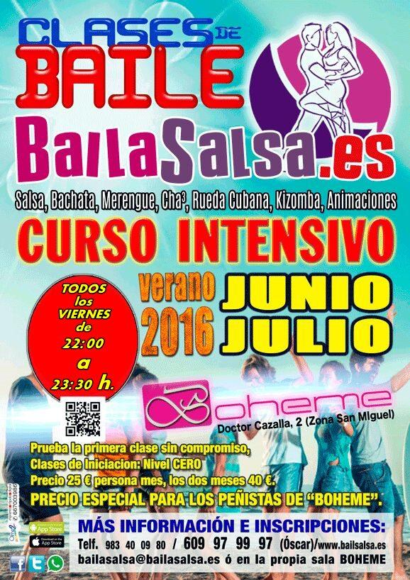 Clases de baile Valladolid